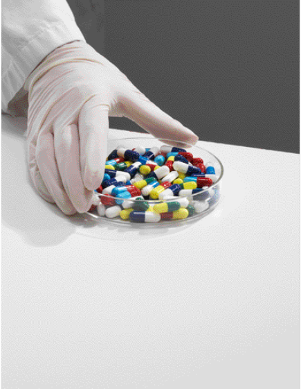 Dehumidifier for pharmaceutical