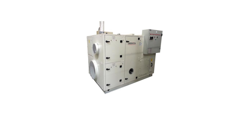 Industrial dryer DESSICA