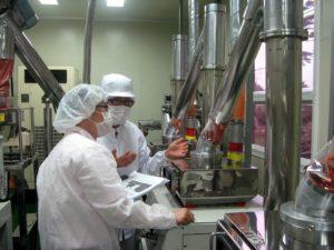 Food processing dehumidification