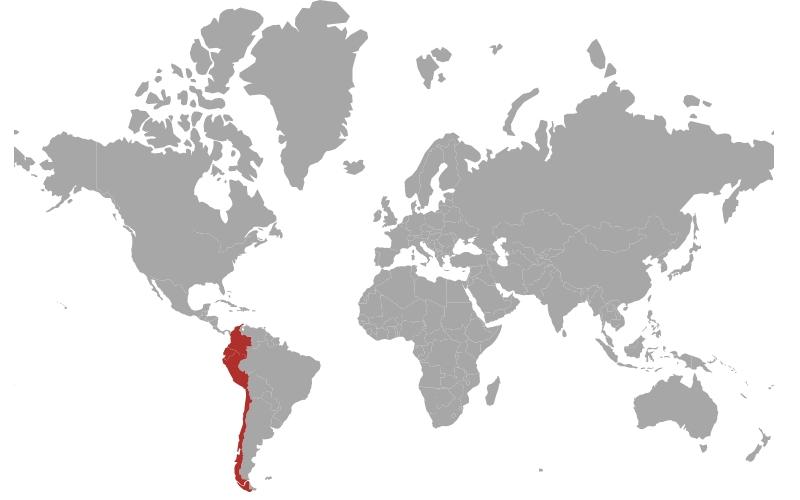 DESSICA South America