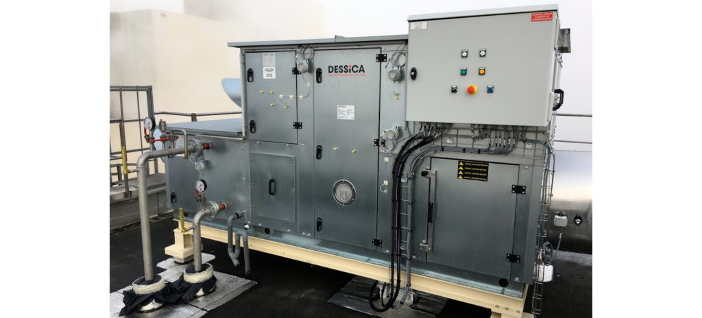 DESSICA dehumidification systems DS