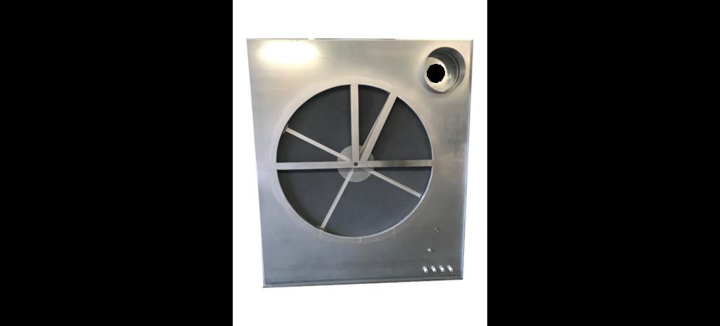 Desiccant rotor silicagel